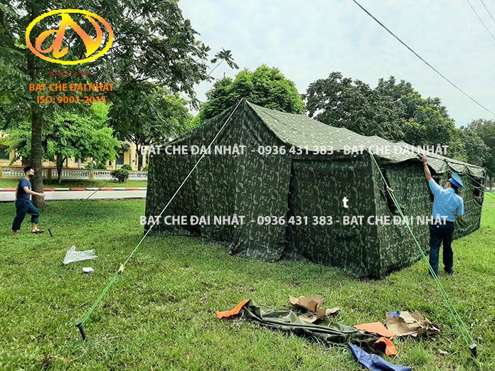 Nhà bạt trung đội
