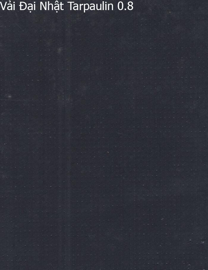 Bạt che Tarpaulin 4 lớp đen